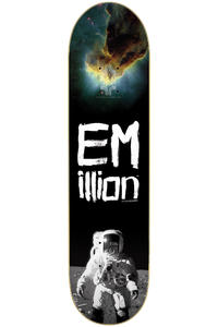 "EMillion Moon Safari 8"" Deck (black)"