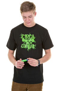 C1RCA Truck Splat T-Shirt (black)
