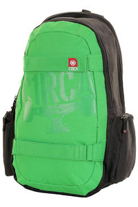 C1RCA Skate Backpack (black green)