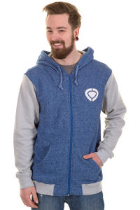 C1RCA Fakie Zip-Hoodie (nautical blue)