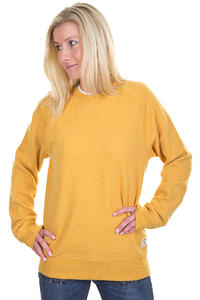 Carhartt Holbrook Sweatshirt girls (mustard heather)