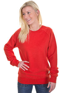 Carhartt Holbrook Sweatshirt girls (red heather)