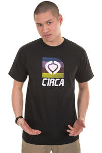 C1RCA Topped T-Shirt (black)