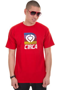 C1RCA Topped T-Shirt (red)