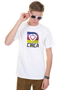 C1RCA Topped T-Shirt (white)