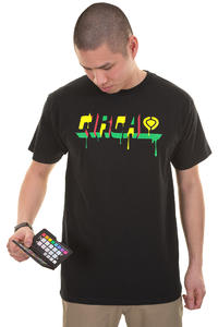 C1RCA Horizon T-Shirt (black)