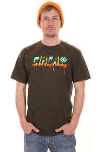 C1RCA Horizon T-Shirt (dark chocolate)