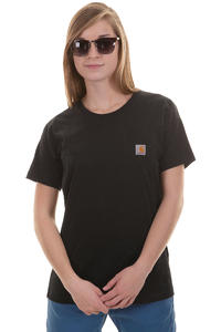 Carhartt Pocket T-Shirt girls (black)