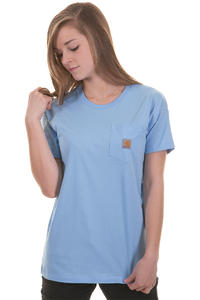 Carhartt Pocket T-Shirt girls (key west)