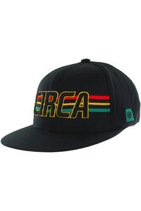 C1RCA Triple Play Fitted 210 Cap (black)