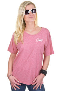 Carhartt Hand Script T-Shirt girls (mars heather white)