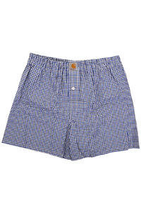 Carhartt Basic Boxershorts (blue bangor check)