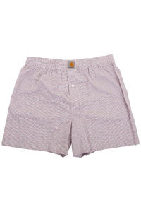 Carhartt Basic Boxershorts (red anson check)