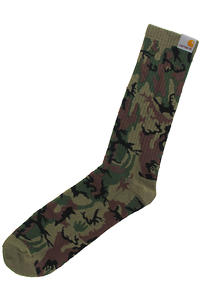 Carhartt Basic Socks US 6-11  (camo green)