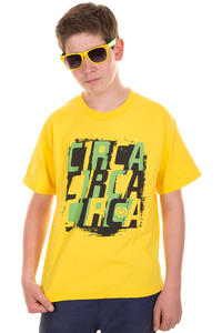 C1RCA Mixer T-Shirt kids (yellow)