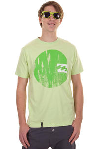 Billabong High Tide T-Shirt (neon lime)
