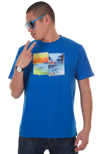 Billabong Scenic T-Shirt (campus blue)