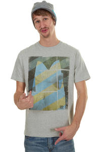 Billabong Twin Fin SP13 T-Shirt (grey heather)
