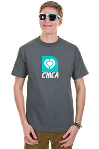 C1RCA Box Icon T-Shirt (charcoal)