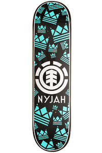 "Element Huston Icons 8"" Deck (black)"