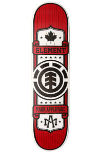 "Element Appleyard Represent 7.75"" Deck (red)"