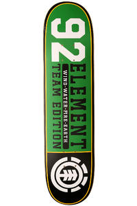 "Element Quarter 92 Twig 7.375"" Deck (green)"