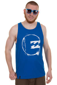 Billabong Evolve Tank-Top (campus blue)