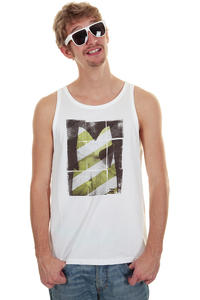 Billabong Twin Fin Tank-Top (white)