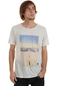 Billabong Parallel T-Shirt (white heather)
