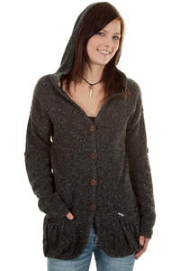 Billabong Joe Strickjacke girls (off black)