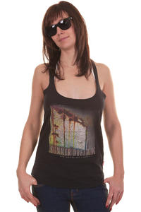 Billabong Along With Tank-Top girls (black)