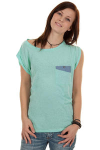 Billabong Colorblok T-Shirt girls (mint heather)