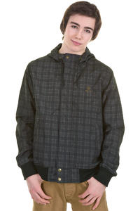 Element Plymouth Print Jacke (black)