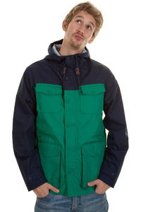 Element Hemlock Two Tones Jacket (sport green)