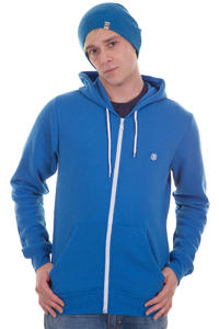 Element Smith Zip-Hoodie (vintage blue)