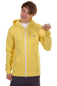 Element Smith Zip-Hoodie (vintage yellow)