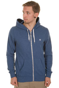 Element Cornell Zip-Hoodie (marine)