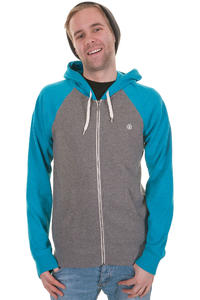 Element Vermont Zip-Hoodie (neo blue)