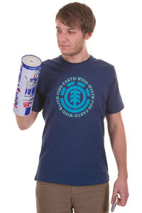 Element Elemental T-Shirt (marine)