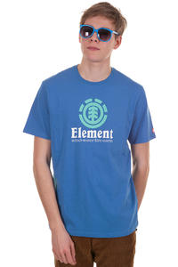 Element Vertical T-Shirt (vintage blue)
