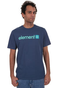 Element Logo T-Shirt (marine)
