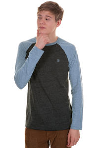 Element Sean Longsleeve (blue heather)