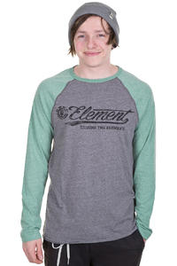 Element Dash Longsleeve (green heather)