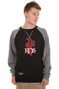 Red Dragon OG Pocket Sweatshirt (black heather grey)