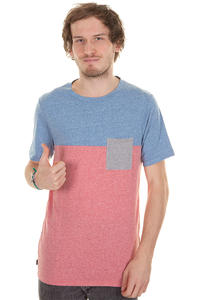 Element Corry T-Shirt (blue heather)