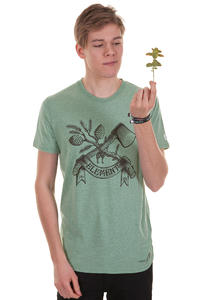 Element Chop Wood T-Shirt (green heather)