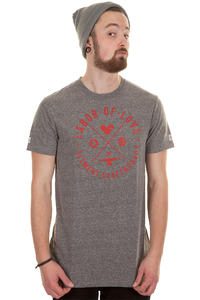 Element Labor Of Love T-Shirt (charcoal heather)