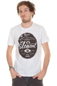 Element Oval T-Shirt (off white)