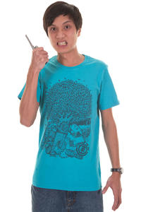 Element Break T-Shirt (neo blue)