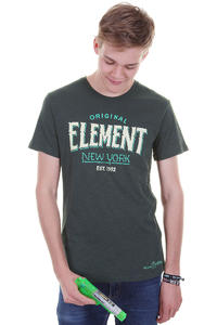 Element New York T-Shirt (off black)